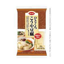 高野 豆腐 カロリー